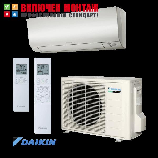 Хиперинверторен климатик Daikin FTXM35R / RXM35R, 12000 BTU, клас А+++