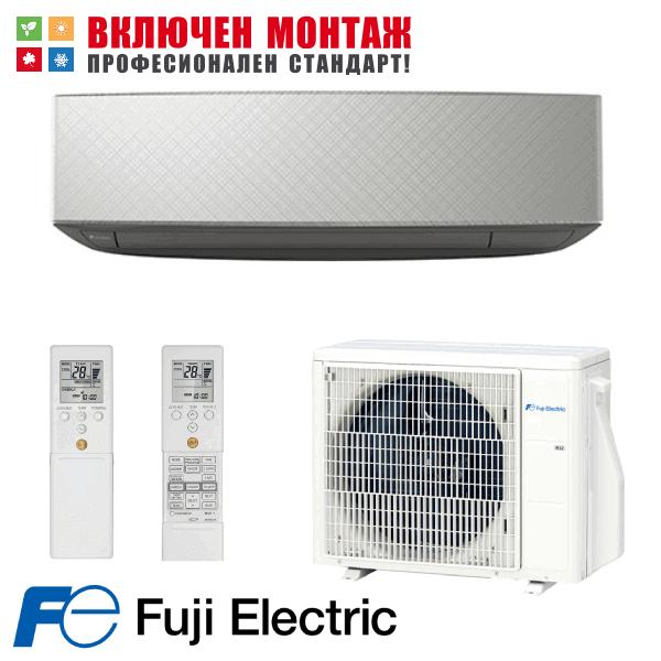 Инверторен климатик Fuji Electric RSG12KETA-B / ROG12KETA, 12000 BTU, клас A++