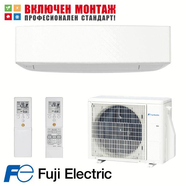 Инверторен климатик Fuji Electric RSG12KETA / ROG12KETA, 12000 BTU, клас A++
