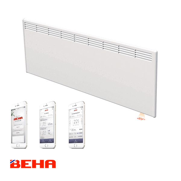 Конвектор Beha PV-15 SmartHeater Wi-Fi 1500W