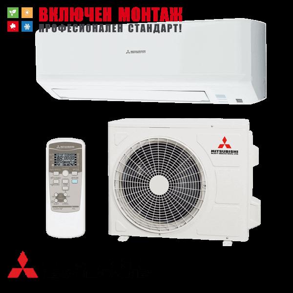 Инверторен климатик Mitsubishi Heavy Industries Standard SRK45ZSP-W / SRC45ZSP-W, 16000 BTU, клас A++