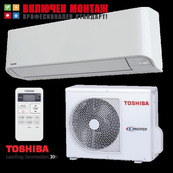Инверторен климатик Toshiba Mirai RAS-10BKVG-E / RAS-10BAVG-E, 10000 BTU, клас A+